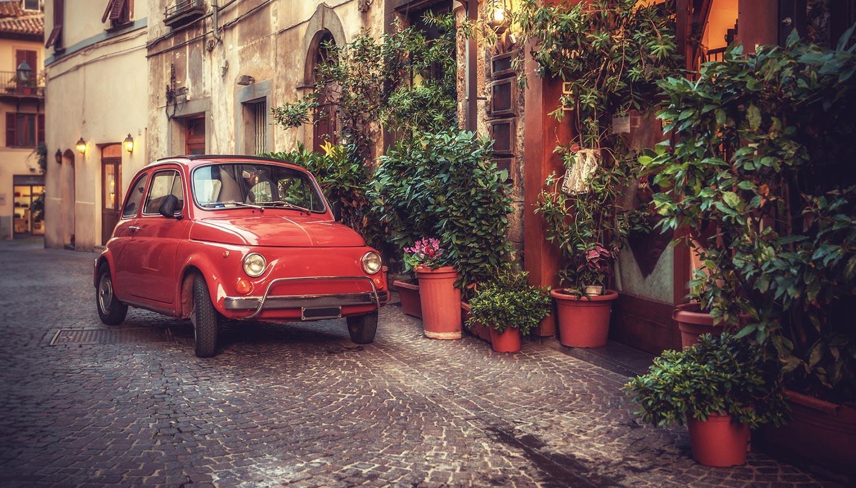 Italien - Sprache und Kultur